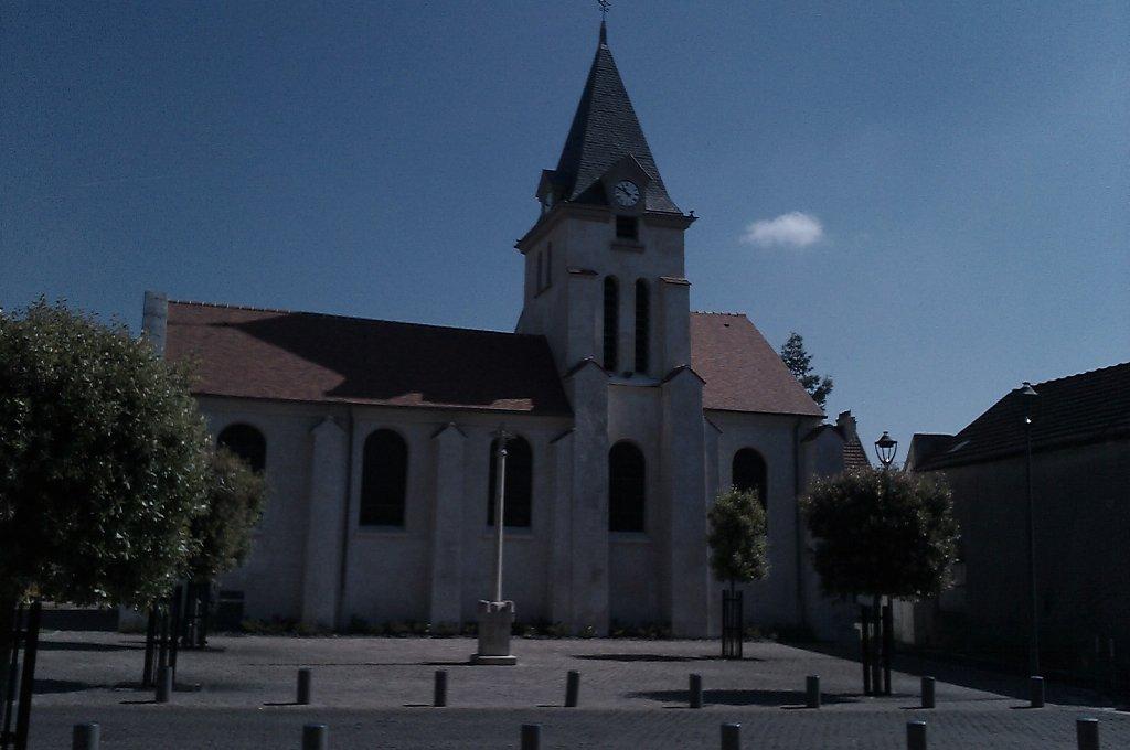 église Plessis-bouchard