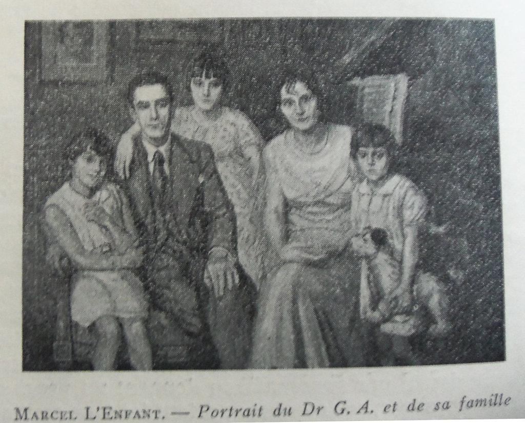 Famille du médecin de famille