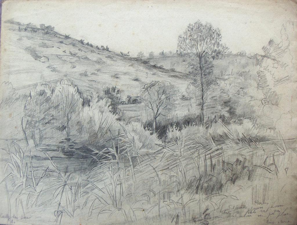 marcel-lenfant-paysage-campagne-normande.JPG