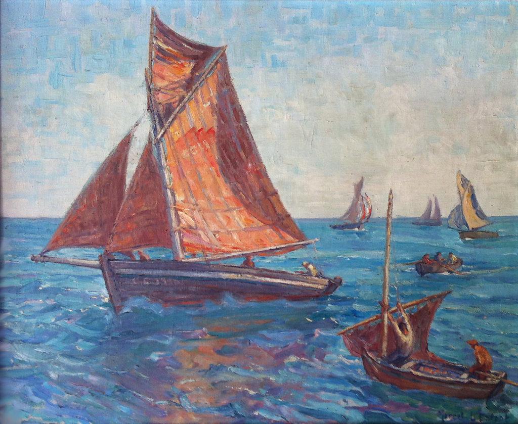 Sardiniers à Concarneau