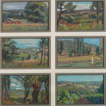 paysages en miniatures
