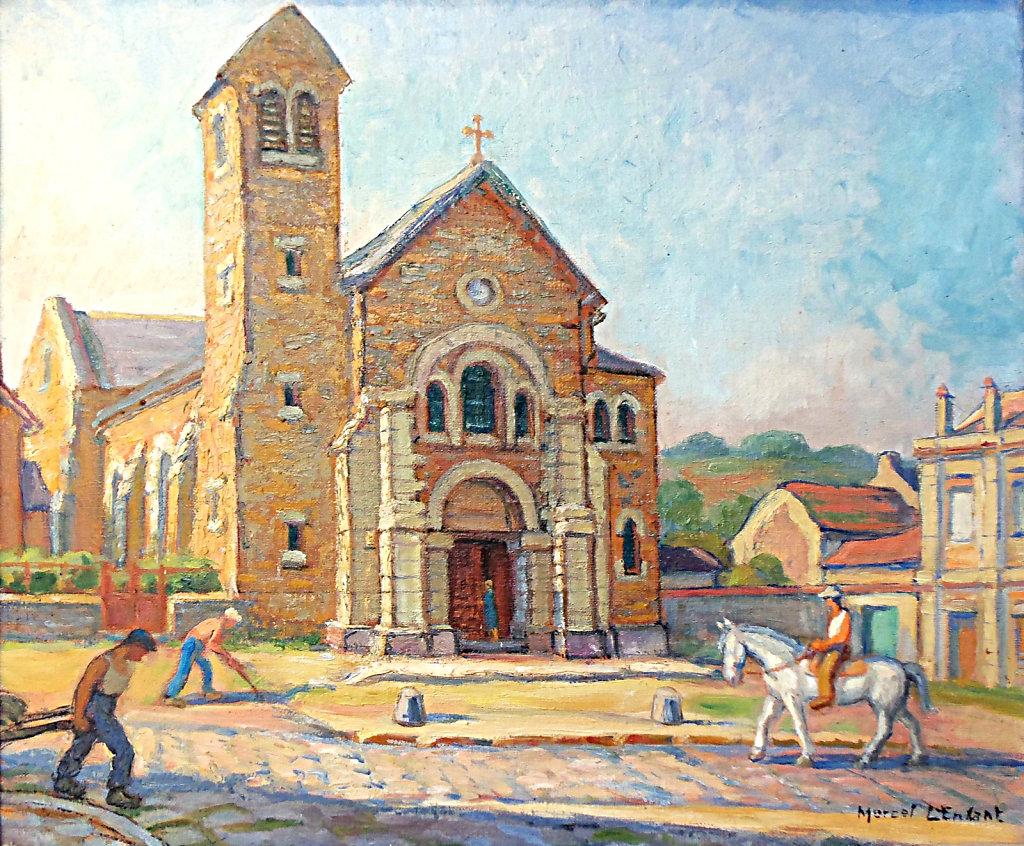 Franconville, Église Sainte Madeleine