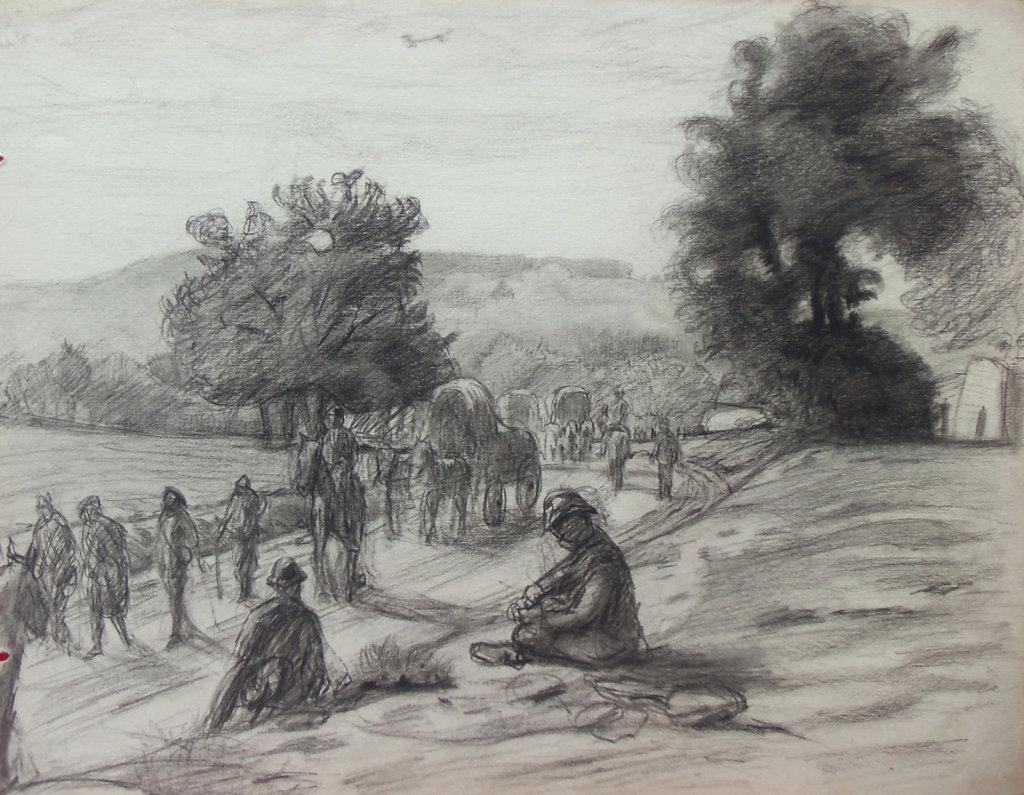 Chemin des Dames, 20 mai 1917