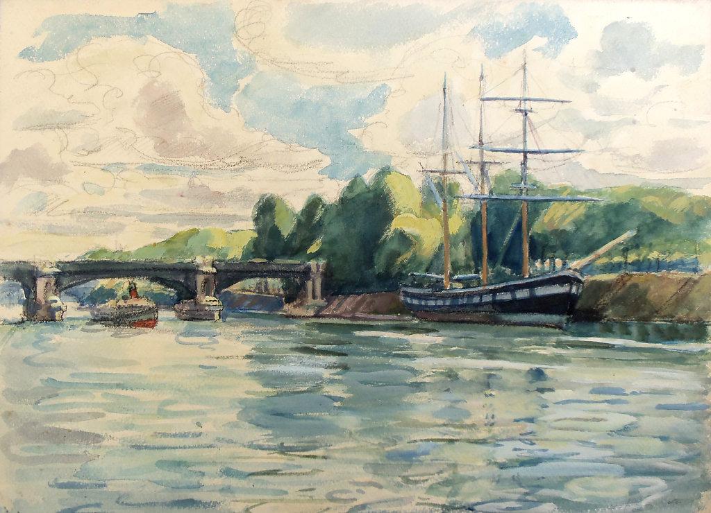La Seine?