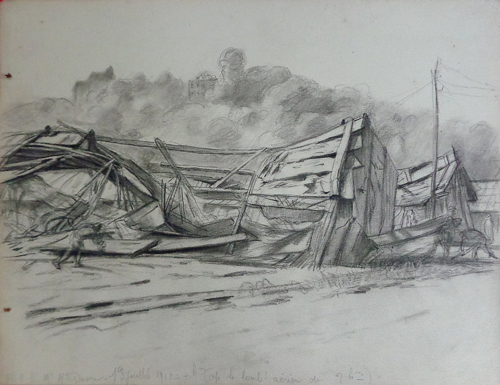 Chemin des Dames 1917