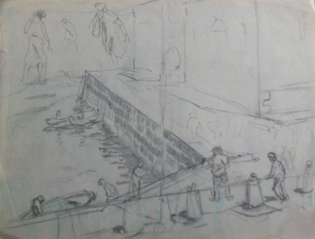 le Croisic 1925