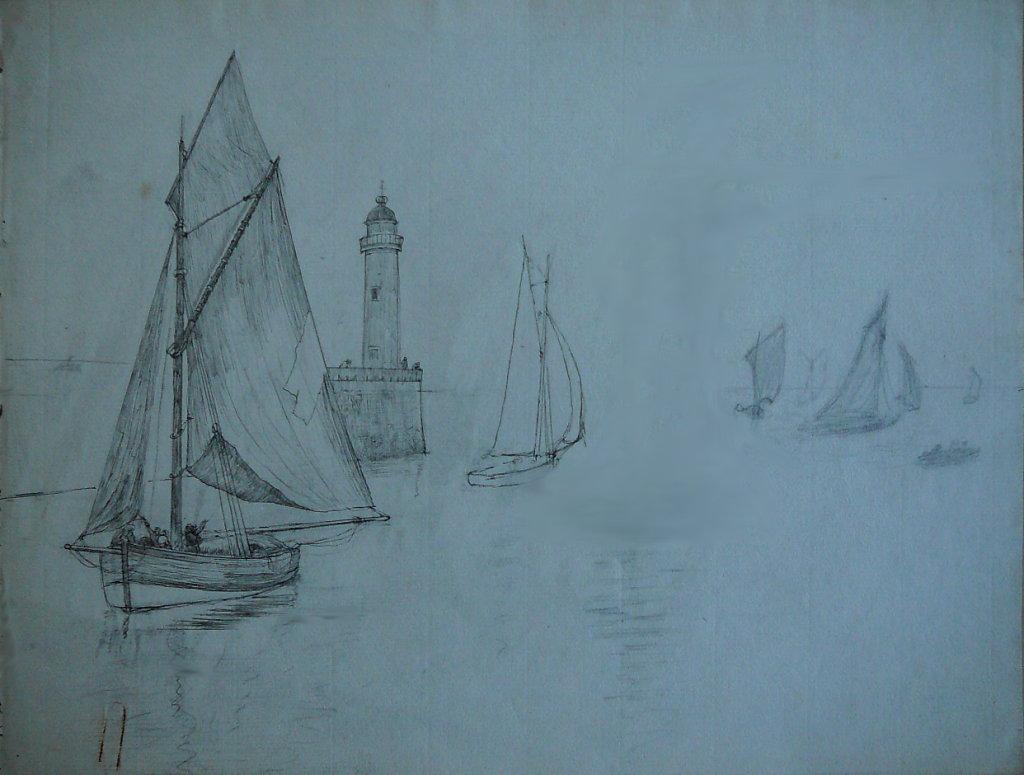 Groix,  Port Tudy
