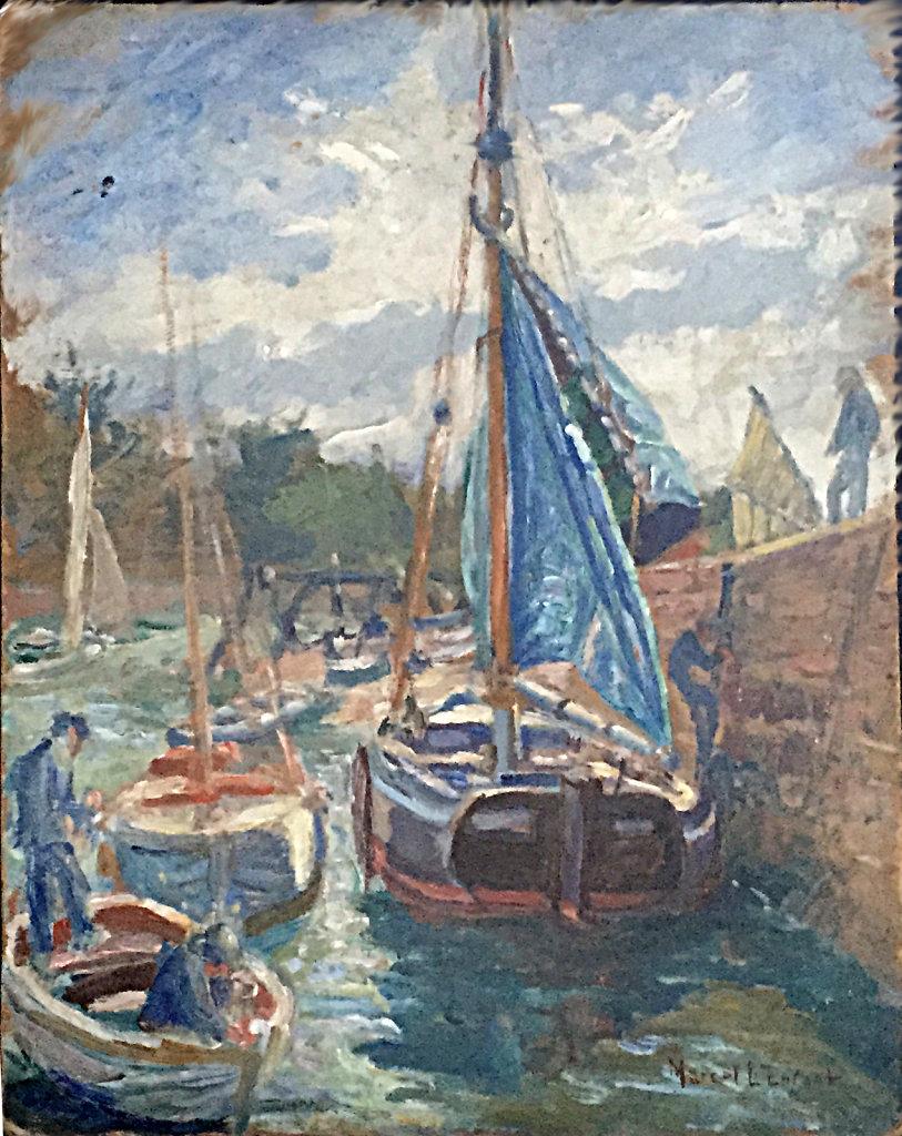 Port breton (Concarneau ?)