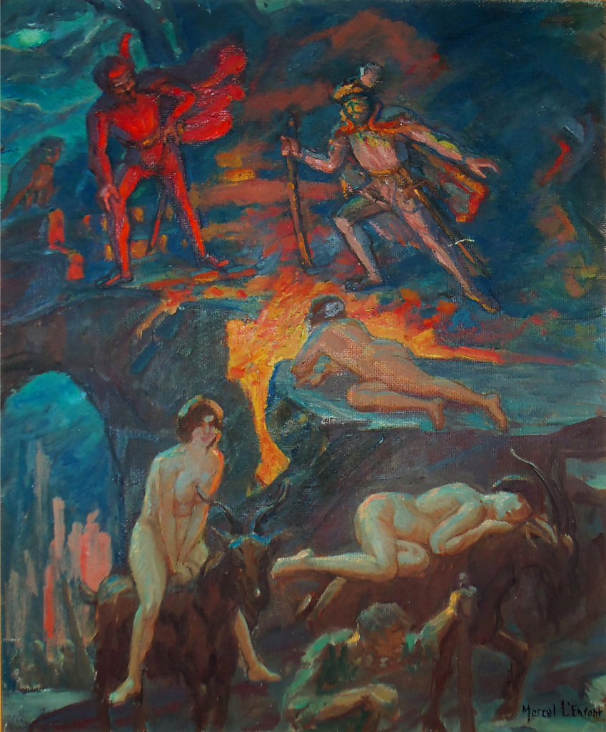 La nuit de Walpurgis