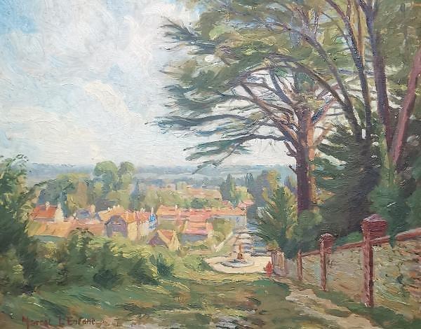 Franconville rue du Parc